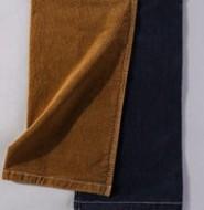 盛鹏纺织2018年6月统计灯芯绒面料烧毛坯现货数量