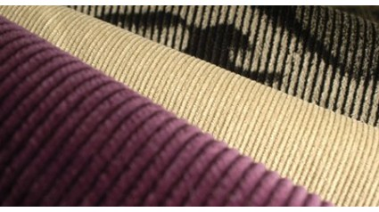 We provide corduroy fabrics!