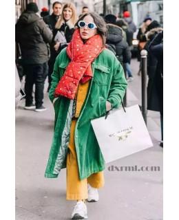 保暖时尚的灯芯绒外套,复古时髦,休闲帅气,轻松搭配