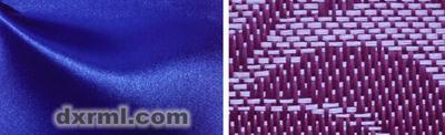常见缎纹织物