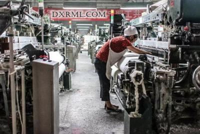 一位纺织厂老板