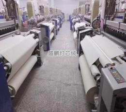 盛鹏灯芯绒面料2018年11月23日现货烧毛坯数量及在机生产品种