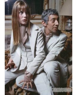 1969年Cerruti品牌的灯芯绒西服套装