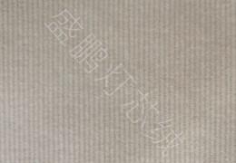 18条弹力灯芯绒面料/米色