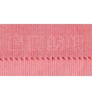 18条弹力灯芯绒面料/粉色样图