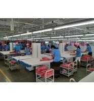 因受新冠肺炎疫情的影响,欧盟和美国市场暂时停止从柬埔寨进口纺织品服装
