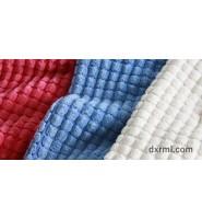 涤锦玉米粒灯芯绒面料在家纺领域的应用!