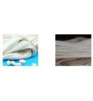 真丝与羊毛纱的鉴别