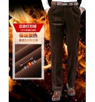 灯芯绒男裤,加绒8坑灯芯绒休闲长裤