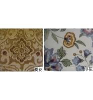大提花与其他有花织物的区别