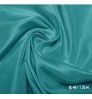 塔夫绸taffeta又称塔夫绢,是以平纹组织织造的熟织高档丝织物