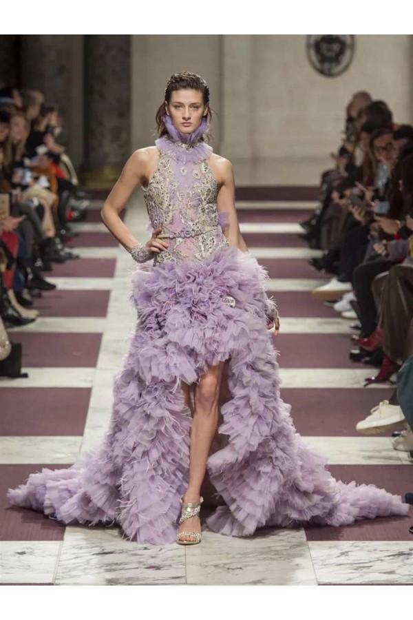 年度最惊艳的时尚流行色:紫色