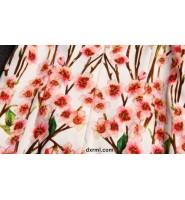 纺织面料染色常见疵病分析——风印