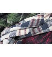 什么是色织布?色织布的特点,色织布厂生产流程