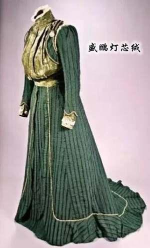 灯芯绒曾是皇家专属面料