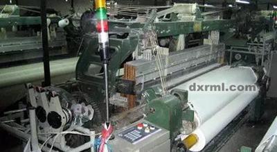 剑杆织机织造灯芯绒面料