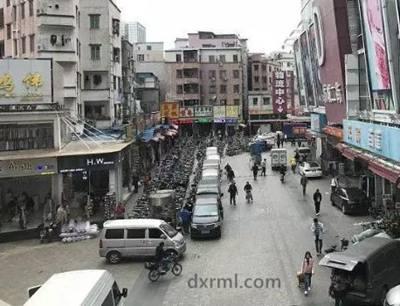 广州中大布匹市场