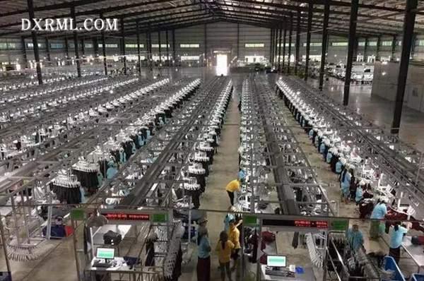 """东南亚纺织""""万人工厂"""""""