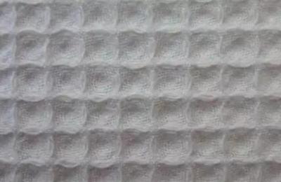 蜂巢组织织物