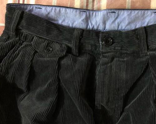 质量好的灯芯绒裤子