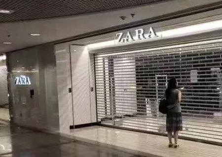 ZARA 香港门店