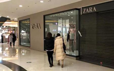 西班牙快时尚品牌Zara