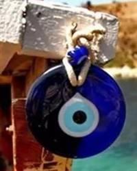 经典蓝是邪恶之眼的颜色