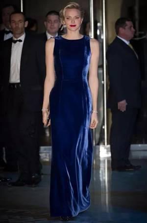 摩纳哥皇室夏琳王妃