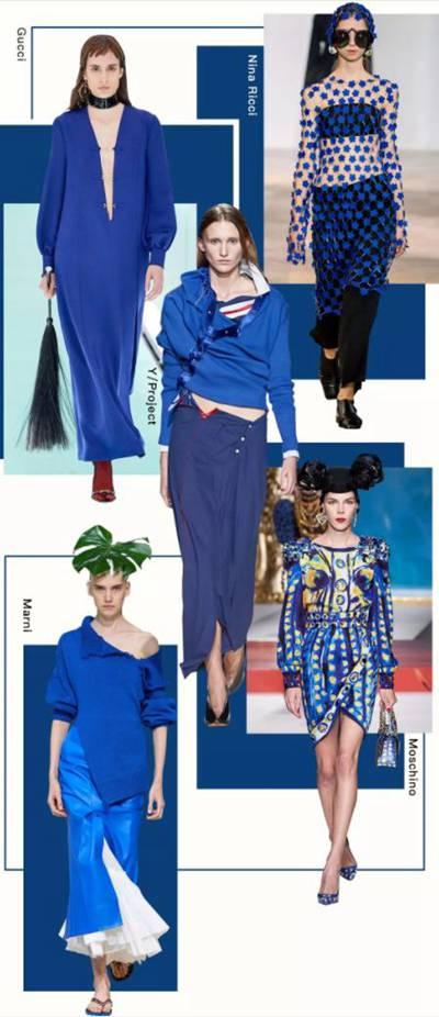 时尚圈流行品牌2020春夏系列