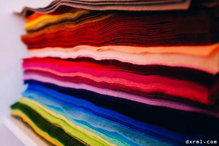 纺织面料染色订单