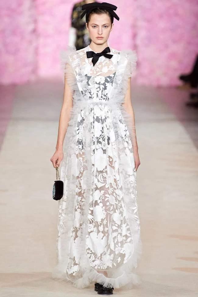 时尚流行时髦元素:蝴蝶结