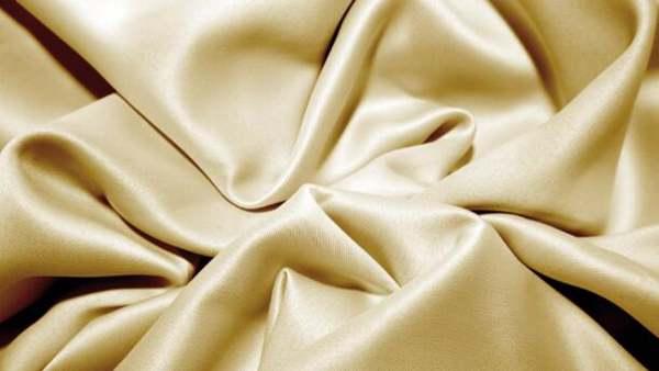 衣服面料:真丝织物