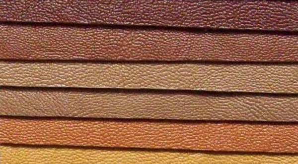 衣服面料:仿皮革(含植绒类,插针织袖类)